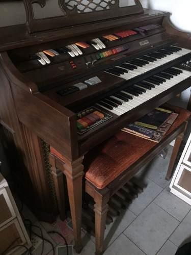 Vendo Piano Organo Marca Kimball Excelente Estado