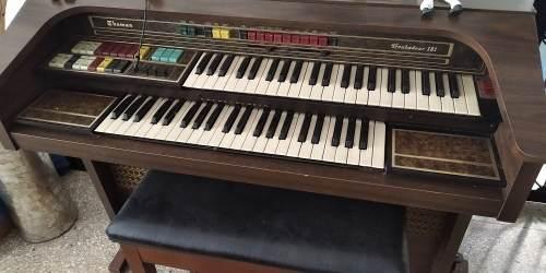 Órgano Thomas Troubadour 181