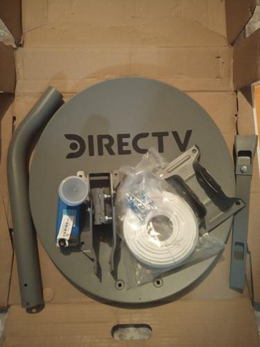 Antena Directv Nueva! Con Cable Coaxial! Al Mayor Y Detal