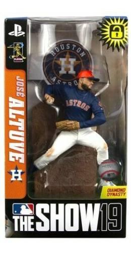 C27s Muñeco Jose Altuve Astros De Houston Mcfarlane 45vrds