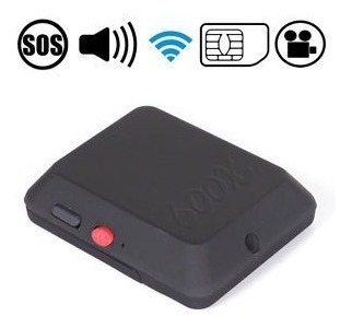 Camara Espia Gsm X009 Audio Video Deteccion D Sonido Sos Gps