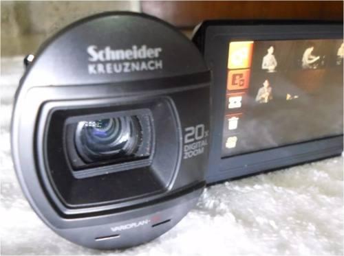 Cámara Filmadora Samsung Full Hd Hmxq10tn/xap