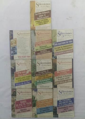 Excelente Colección: 80 Revistas Selecciones En (800.000)