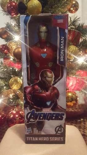 Figura De Accion De Iron Man