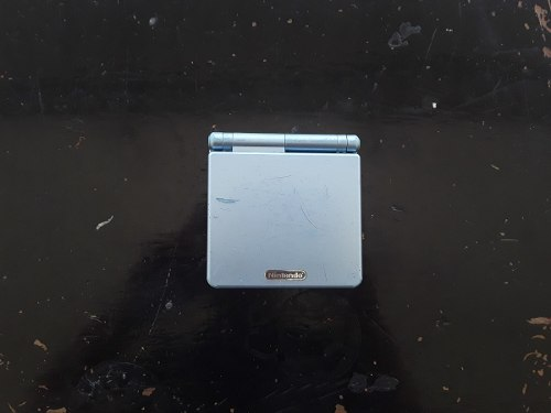 Game Boy Advance Sp + 3 Juegos