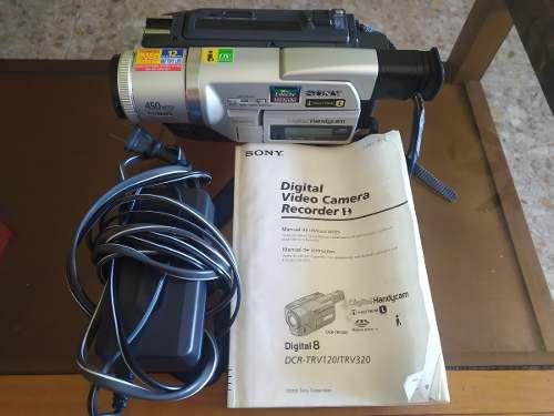 Handy Cam Camara Filmadora Sony Digital x
