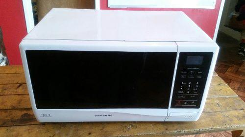 Horno Microonda Samsung Amw832k Original D Malasia 1200 Watt
