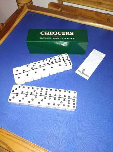 Juego De Domino Chequers