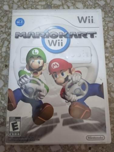 Juego De Mario Kart Wii