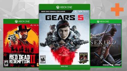 Juegos Originales De Xbox One (con Descuento)