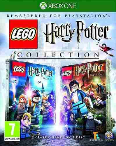 Lego Harry Potter Xbox One Original Digital