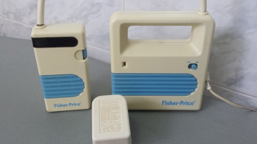 Monitor Para Bebe Fisher Price