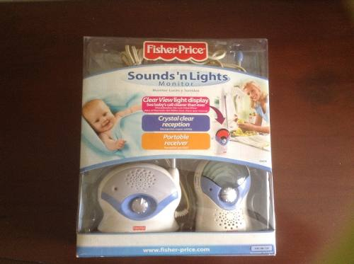 Monitores Para Bebes, Marca Fisher Price.