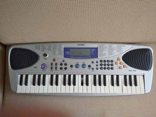 Organo Casio Ma 150