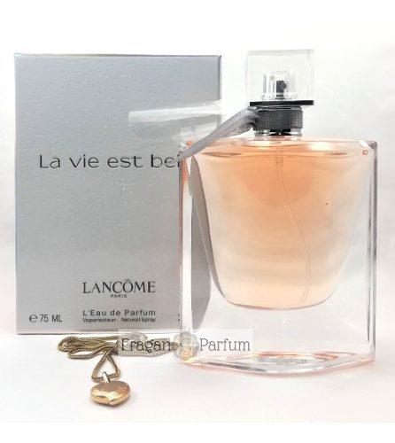 Perfume Lancome La Vida Es Bella 75 Ml.
