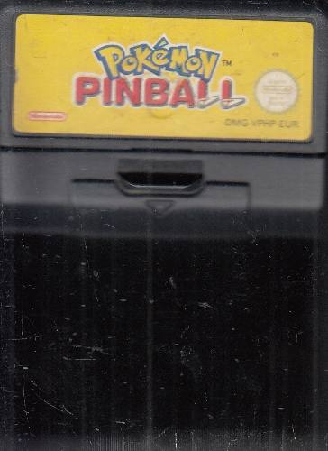 Pokemon Pinball Game Boy Video Juego Original Usado Qq5