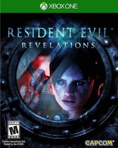 Resident Evil Revelations Xbox One Original Digital