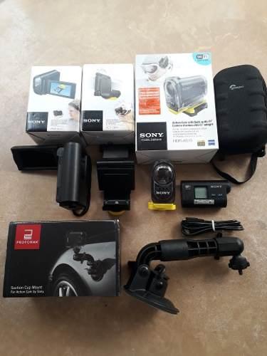 Se Vende Digital Hd Video Cámara Sony, Con Full Accesorios.