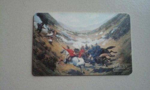 Sg2 Tarjeta Cantv Batalla De Carabobo