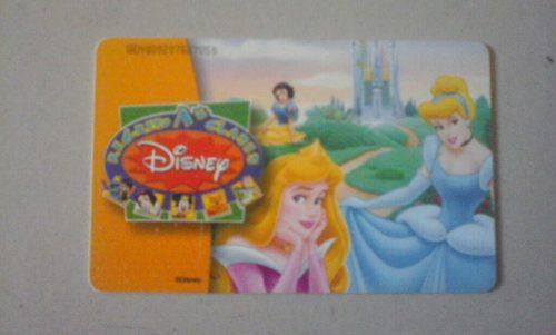 Sg2 Tarjeta Cantv Disney Princesas