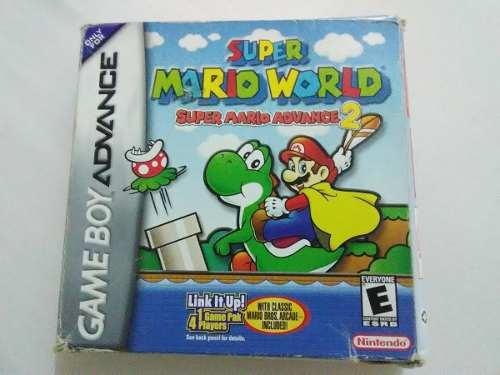 Super Mario Advance 2 Super Mario World Para Gameboy Advance