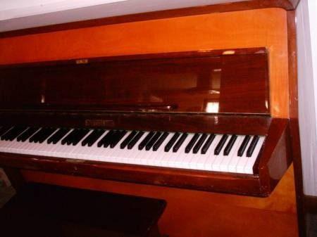 Vendo Piano Vertical Marca Rippen