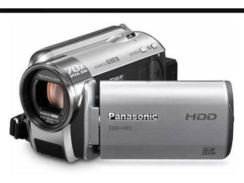 Video Camara Panasonic Sdr-80h