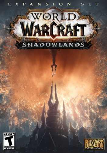 World Of Warcraft Shadowlands Expansión Base Edition