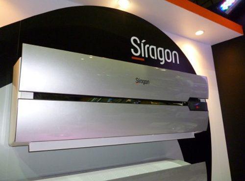 Aire Acondicionado Split Siragon Lujo (serie 5000) 18 Btu.