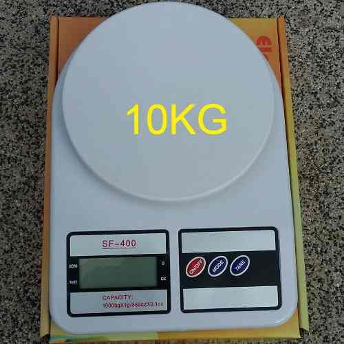 Balanza Peso Digital 7kg Cocina Comida Portatil
