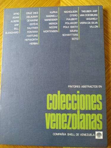 Catálogo De Pintores Abstractos De Venezuela.  De