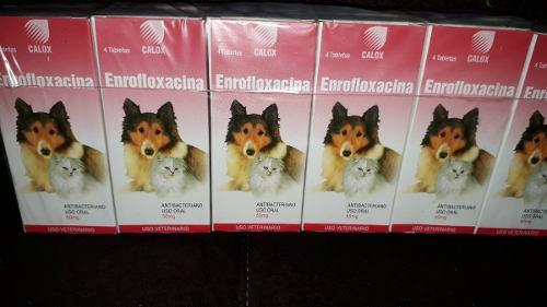 Libro De Gatos Y Perros Marca Enrofloxacina