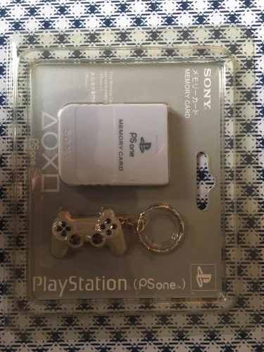 Memory Card De Playstation One