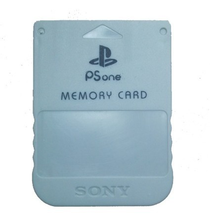 Memory Card Sony 1mb Memoria Playstation 1 Ps1 Psone Nuevas
