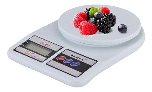 Peso / Balanza Digital De Cocina 7 Kg Nuevo - Tienda