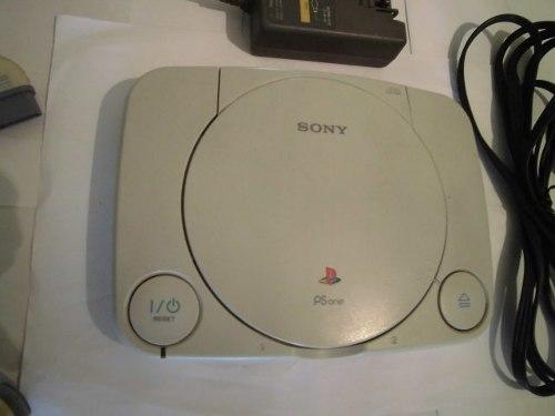 Playstation 1 Sony, + 2 Controles + Memoricards, Mas Juegos