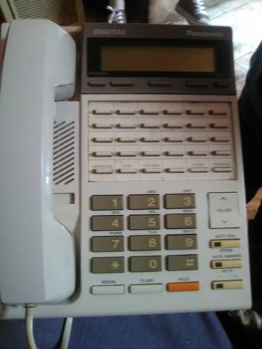 Teléfono Panasonic Kx Td7230 Operadora Digital