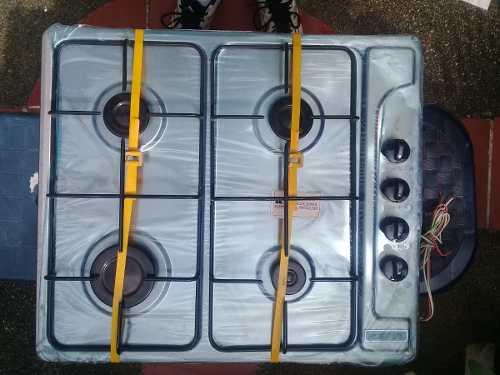 Tope De Cocina A Gas 4 Hornillas Frigilux