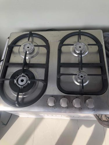 Tope De Cocina Frigilux A Gas De 60 Cm