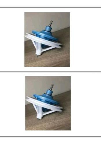 Trasmisión Lavadora Semi Automática Doble Tina Polea