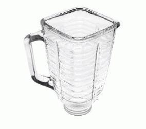 Vaso De Vidrio De Licuadora Oster