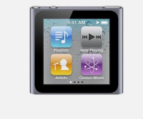 iPod Nano 6ta Generación 8gb Con Correa Lunatik
