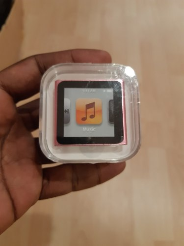 iPod Nano 6th Generación Mínimo Detalle