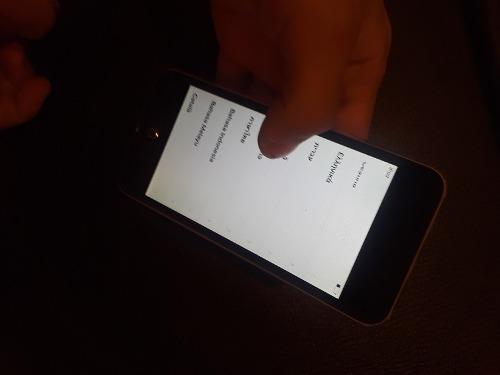 iPod Touch 16 Gb 5ta Generación