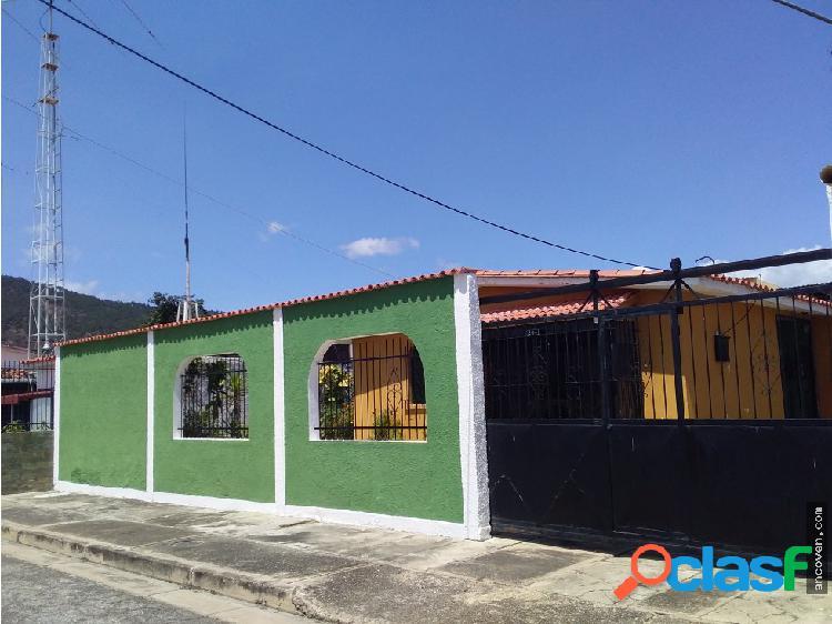 ANCOVEN VENDE CASA EN NAGUANAGUA