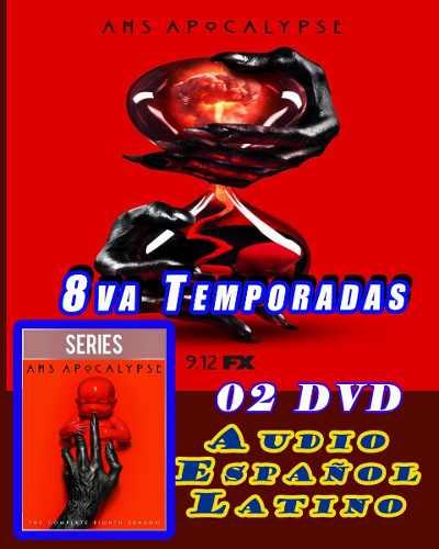 American Horror Story: Apocalypse Temporada 8