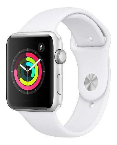 Apple Watch Reloj 42mm Negro Series 3 Somos Tienda