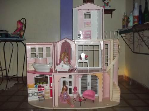 Casa De Barbie (mansión) Usada