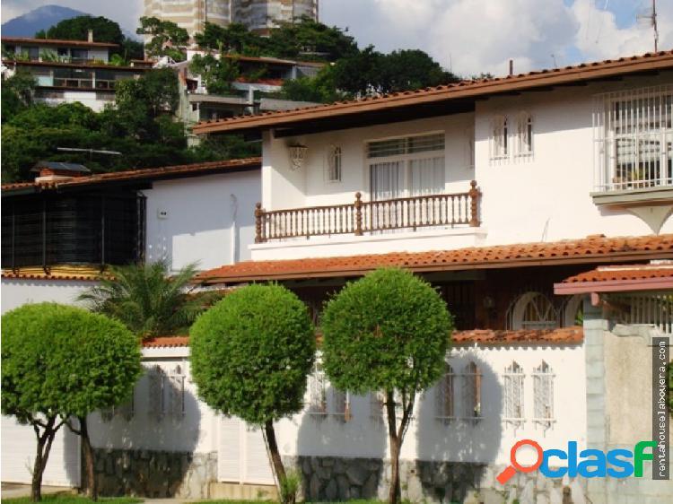 Casa en Venta Macaracuay JF6 MLS15-9470