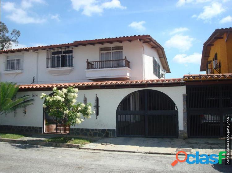 Casa en Venta Macaracuay JF6 MLS16-1727